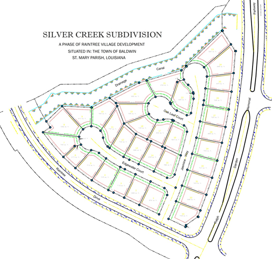 Silver Creek Subdivision Chitimacha